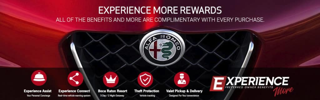 Alfa Romeo of Fort Lauderdale Rewards