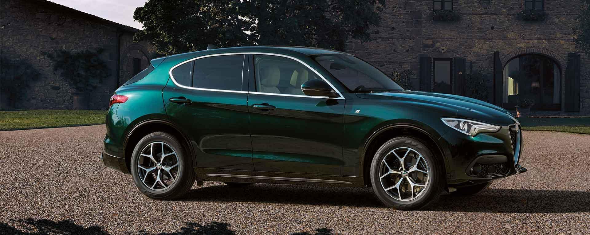Alfa Romeo Stelvio Trim