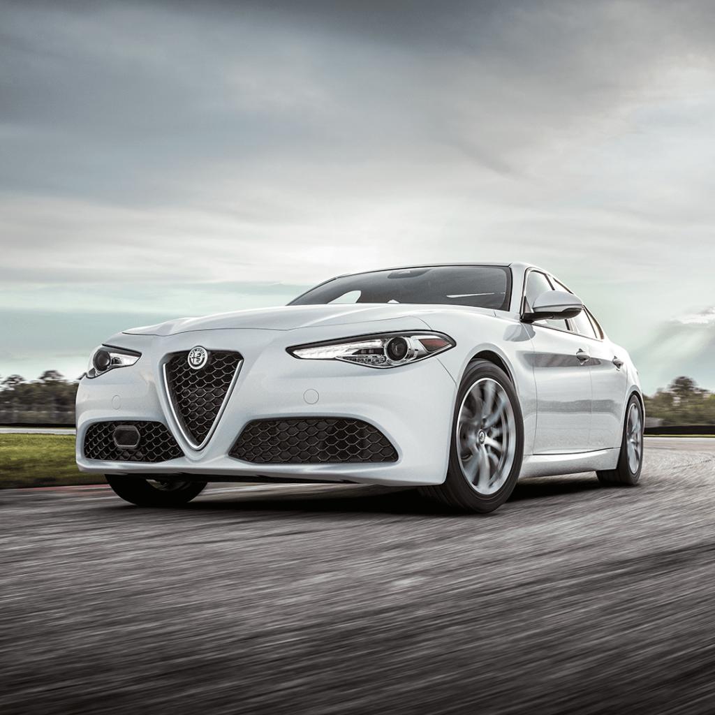 New 2020 Alfa Romeo Giulia Lease