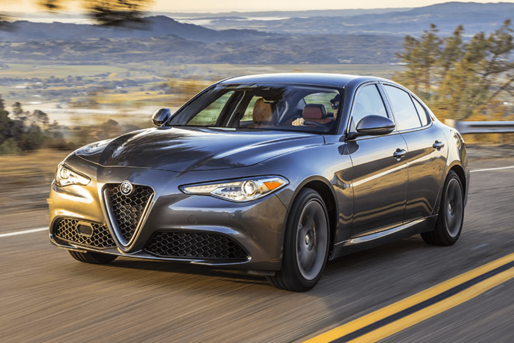 2020 Alfa Romeo Giulia Lease Offer