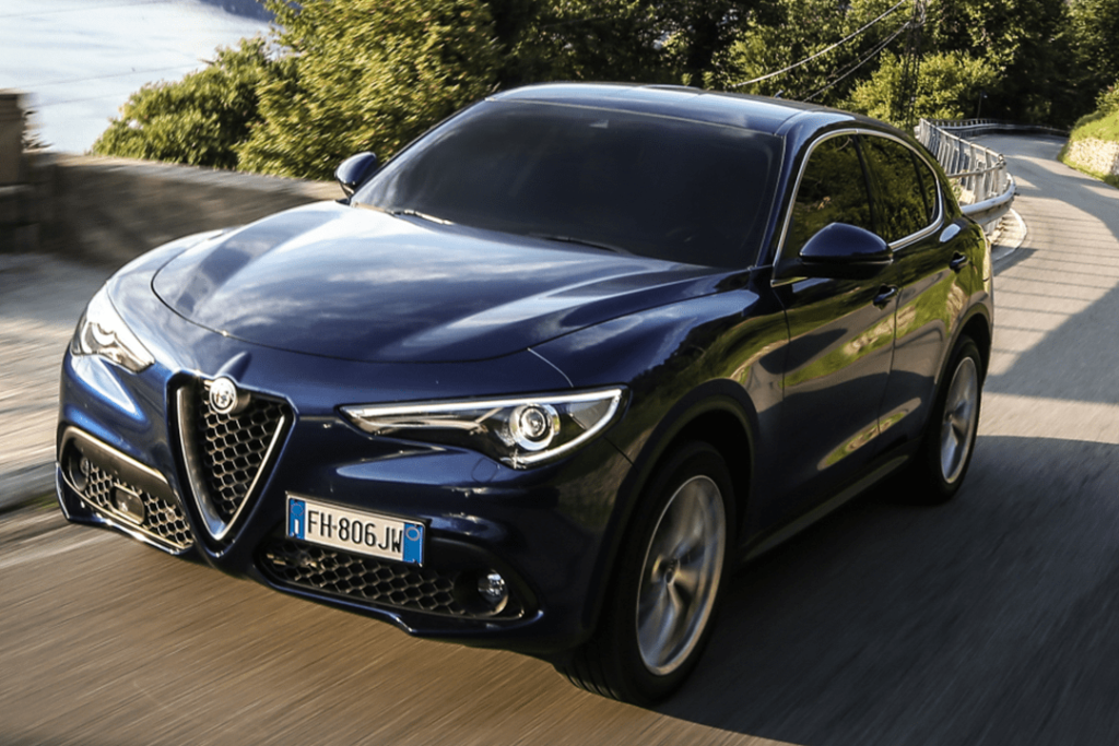 2021 Alfa Romeo Stelvio Zero Down Lease Offer
