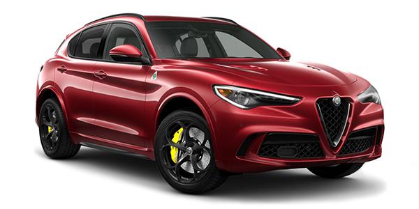 Alfa Romeo Models: Stelvio Quadrifoglio