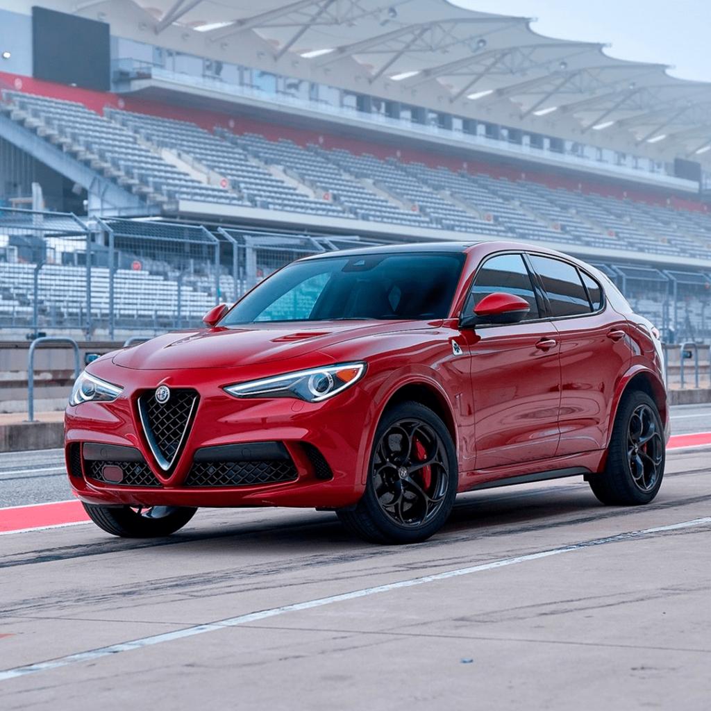 2019 Alfa Romeo Stelvio Quadrifoglio Lease