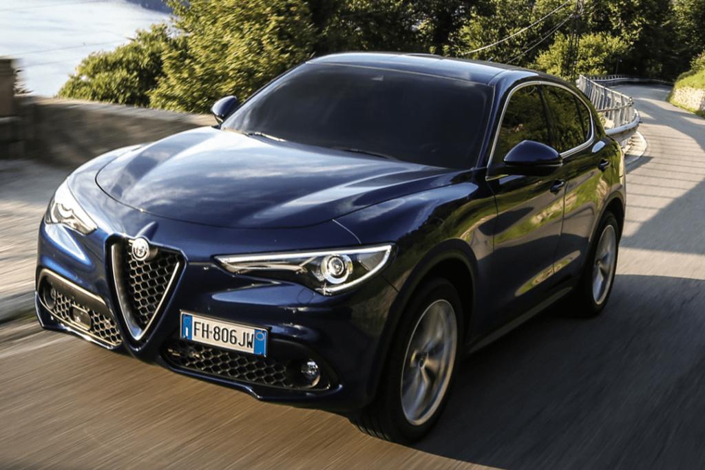 2021 Alfa Romeo Stelvio Sprint RWD Lease Offer