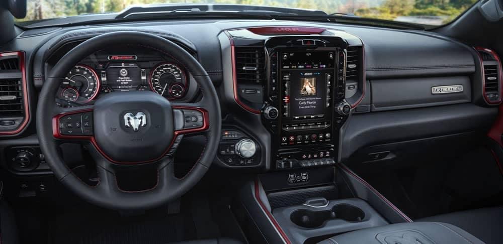 2020-Ram-1500-Rebel-interior-dashboard