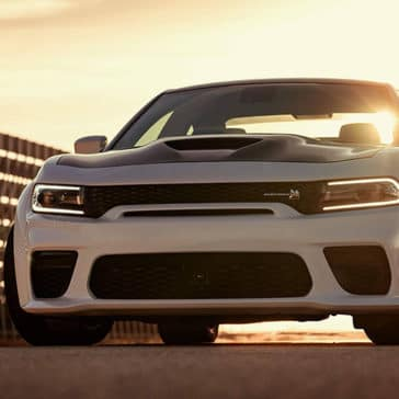 2020 Dodge Charger Grill