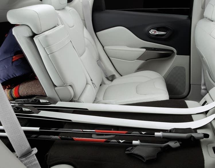 jeep cherokee seats