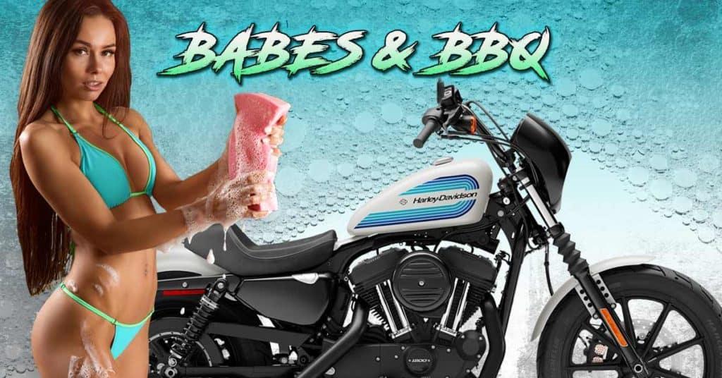 Babes & BBQ - Bikini Wash