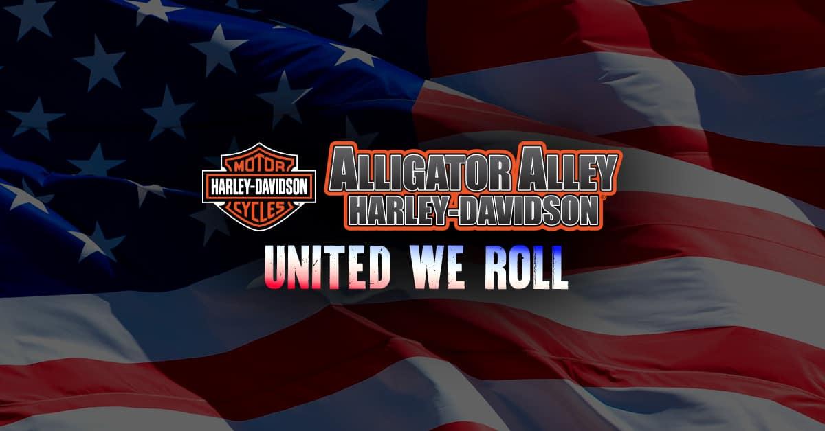 Alligator Alley Harley-Davidson near Fort Lauderdale
