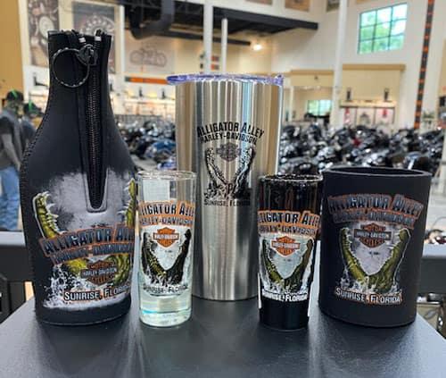 Alligator Alley Harley-Davidson Custom Merchandise