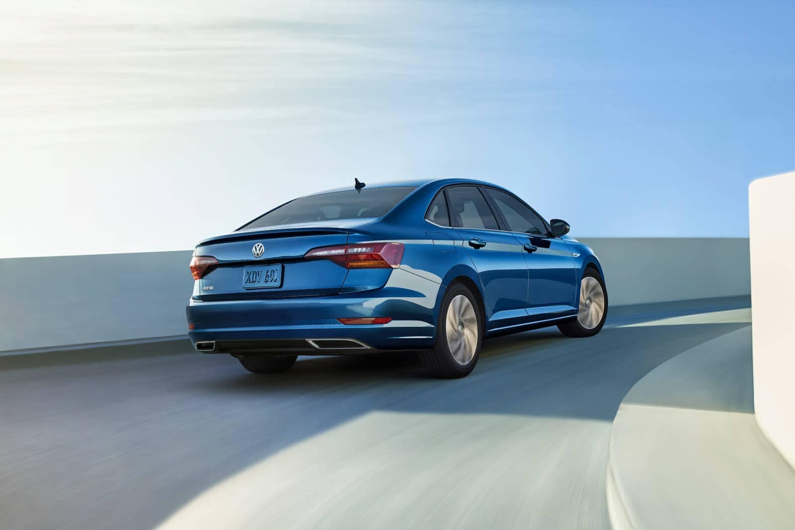 2019-Volkswagen-Jetta-SEL-Premium-in-silk-blue-metallic-back-view