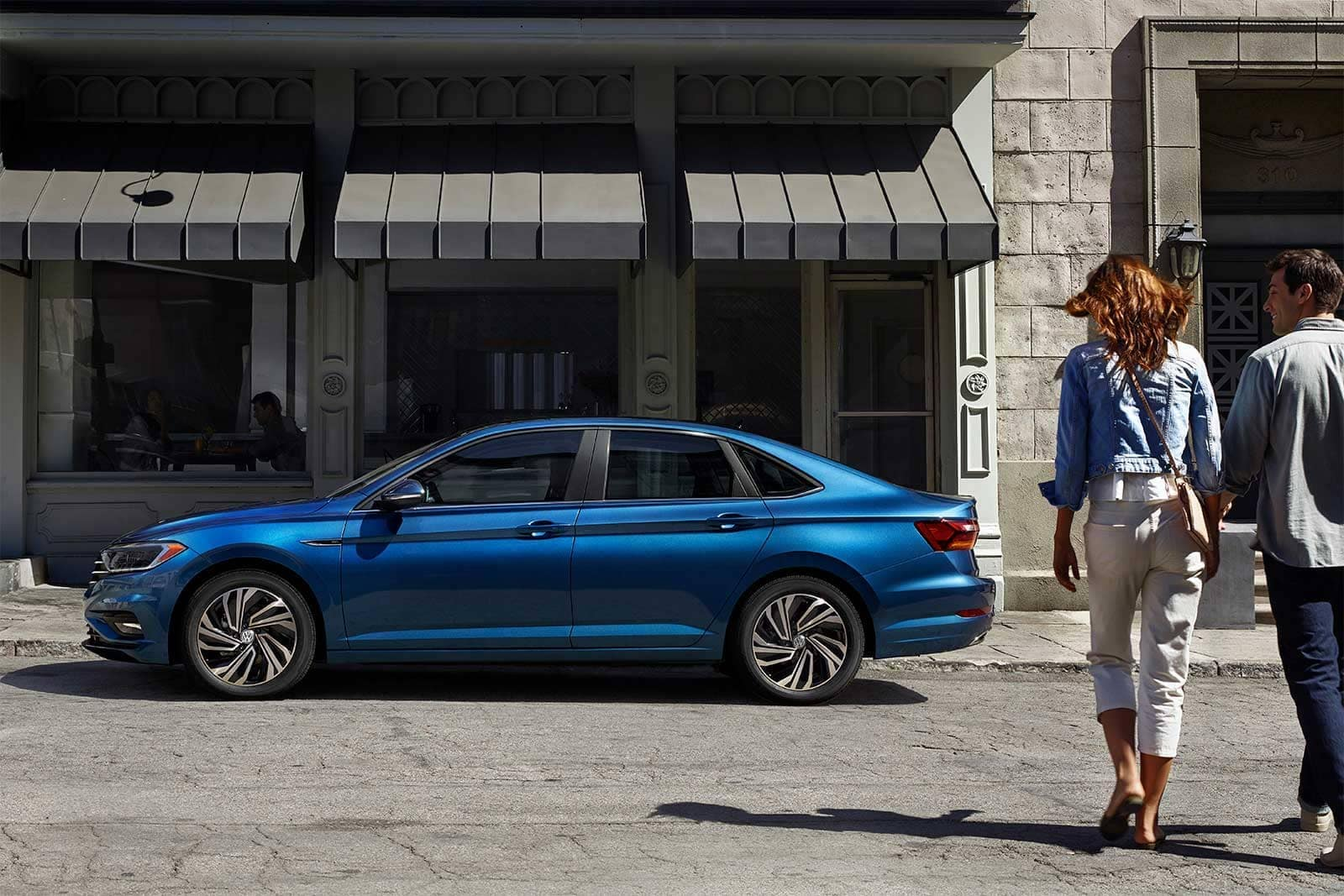 2019-Volkswagen-Jetta-SEL-Premium-in-silk-blue-metallic-side-view
