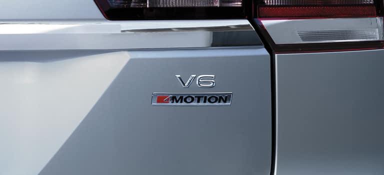 2019 VW Atlas 4MOTION Badge