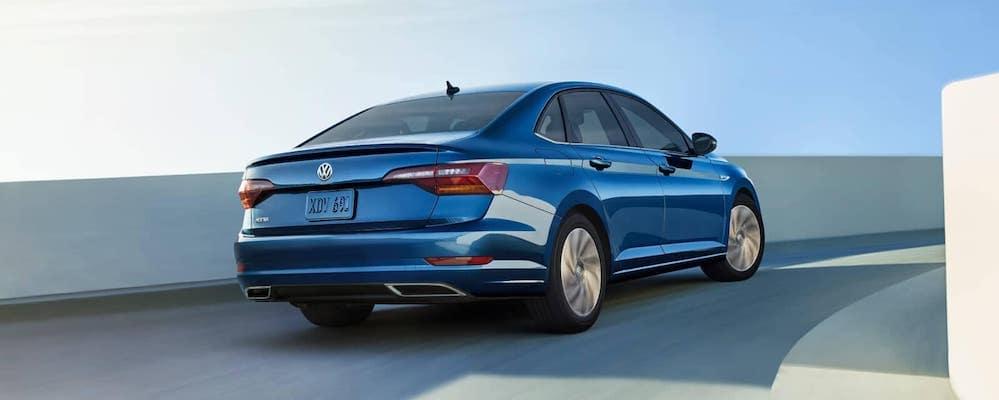 2019 Volkswagen Jetta SEL Premium Silk Blue Metallic