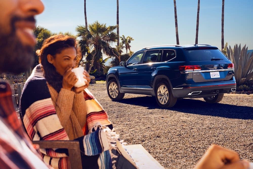 2021 VW Atlas Blue