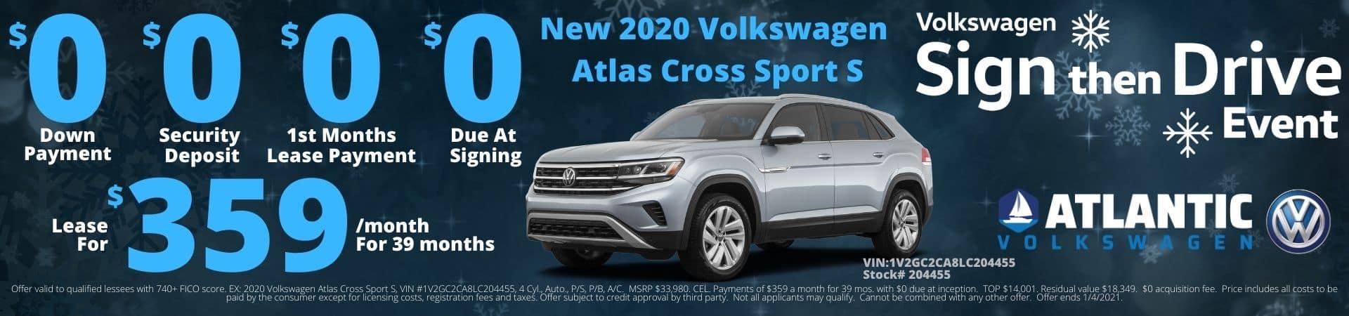 Atlas Special Offer