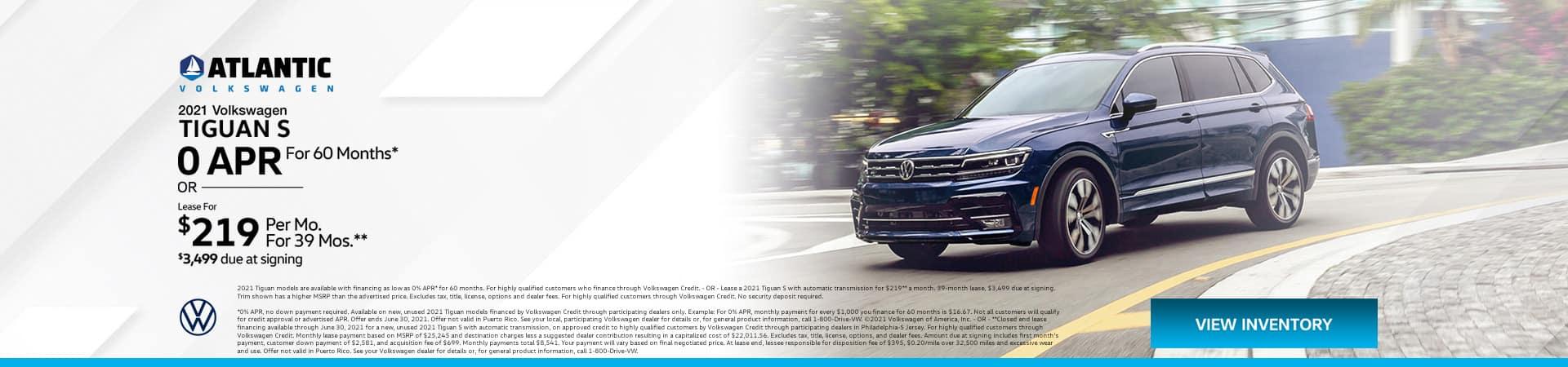 Slide-1920×450-2021 VW Tiguan S