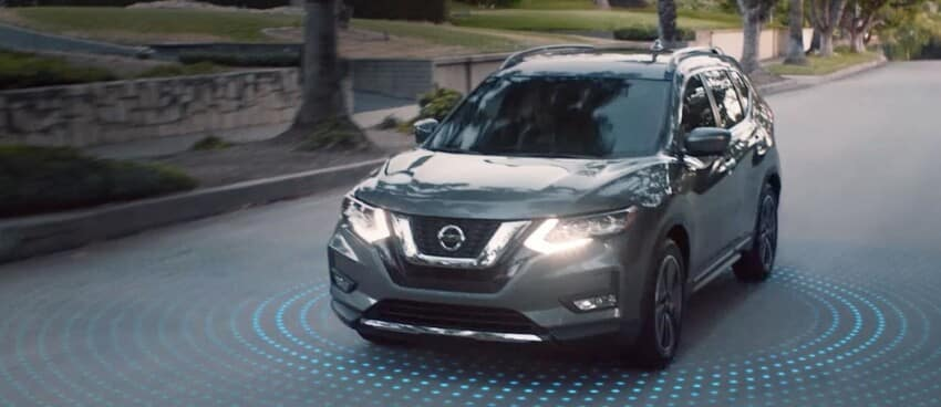 2020 Nissan Rogue Safety Shield 360