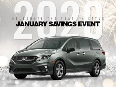 New 2020 Honda Odyssey EXL Automatic