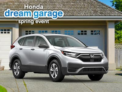 New 2020 Honda CR-V LX AWD Automatic