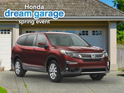 New 2020 Honda Pilot EXL AWD Automatic