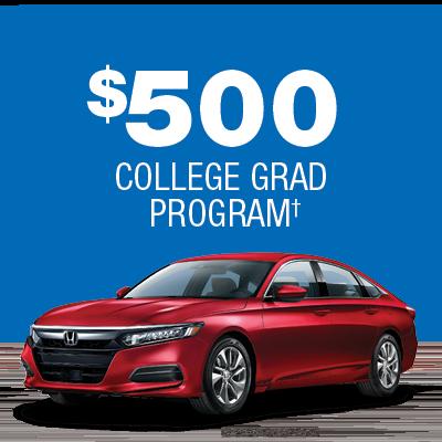 $500 College Grad Program