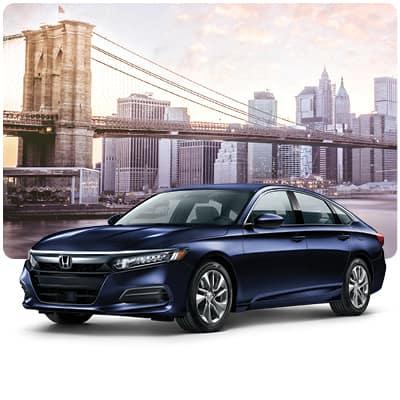 New 2020 Honda Accord LX CVT
