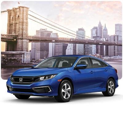 New 2020 Honda Civic LX CVT