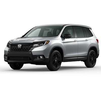 New 2021 Honda Passport Sport AWD