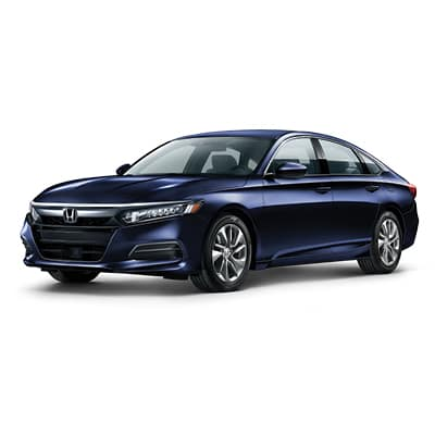 New 2020 Honda Accord LX CVT