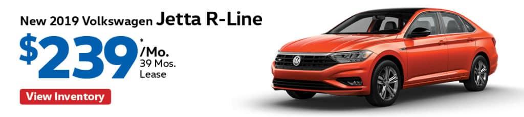 Jetta R-line