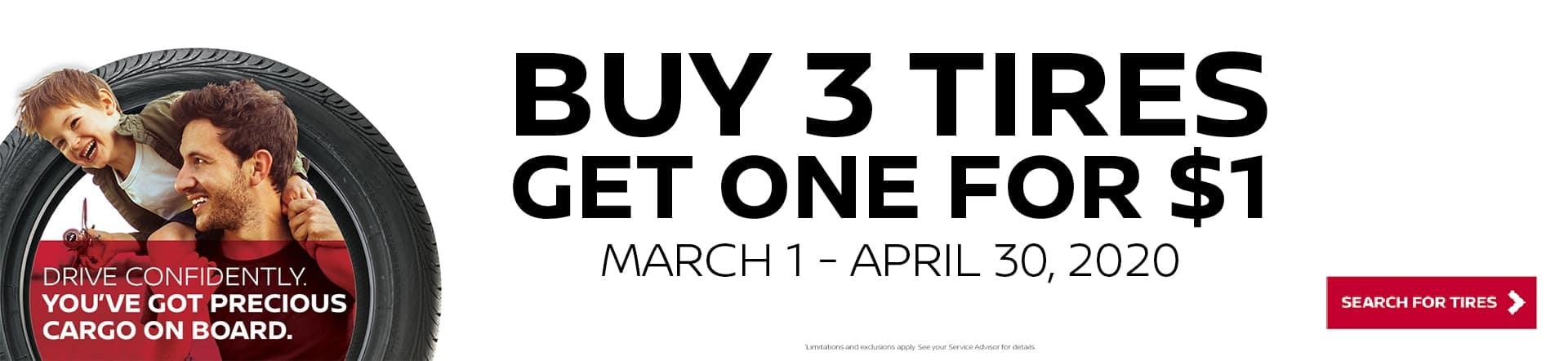 Nissan-Buy-3-Tires-Offer