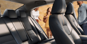 2020 Nissan Sentra Interior Features Dimensions Baytown Nissan The nissan sentra is a car produced by nissan since 1982. 2020 nissan sentra interior features