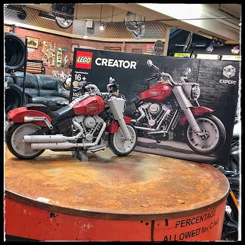 Harley Lego Set