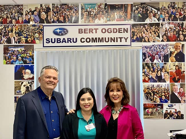 Community and Events - Bert Ogden Teams Up With Costco