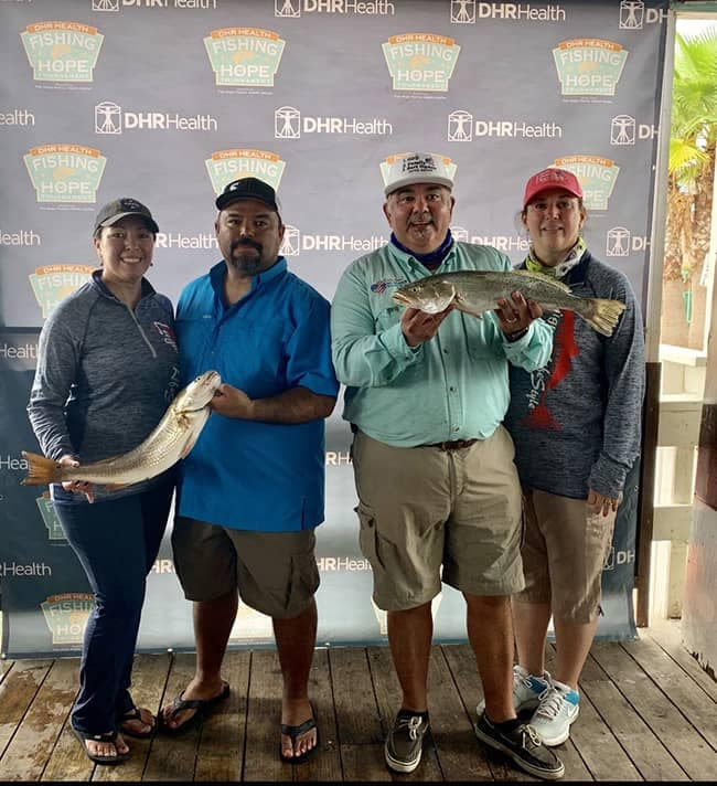 Community and Events - DHR Health- Fishing Hope Tournament