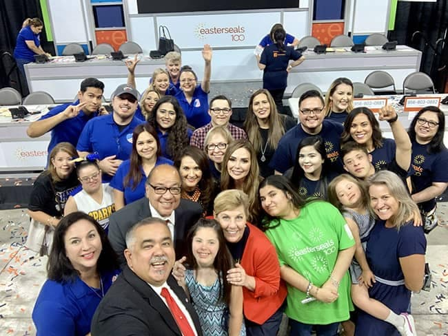 Community and Events - Easter Seals Telethon-2019