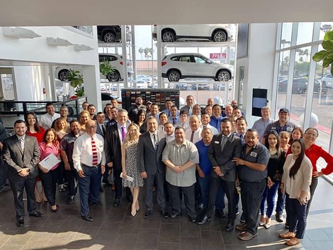 Community and Events - Employee Appreciation Week - Bert Ogden BMW