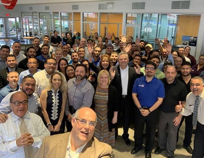 Community and Events - Employee Appreciation Week - Bert Ogden Chevrolet-1