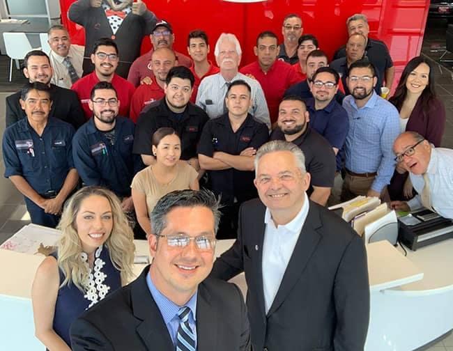 Community and Events - Employee Appreciation Week - Bert Ogden Mission Mazda-Kia-1