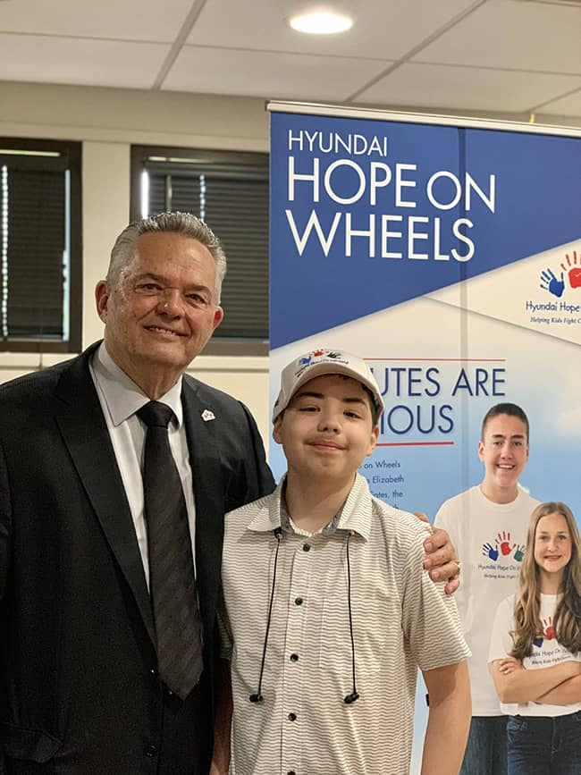 Community and Events - Hyundai Hope on Wheels-2