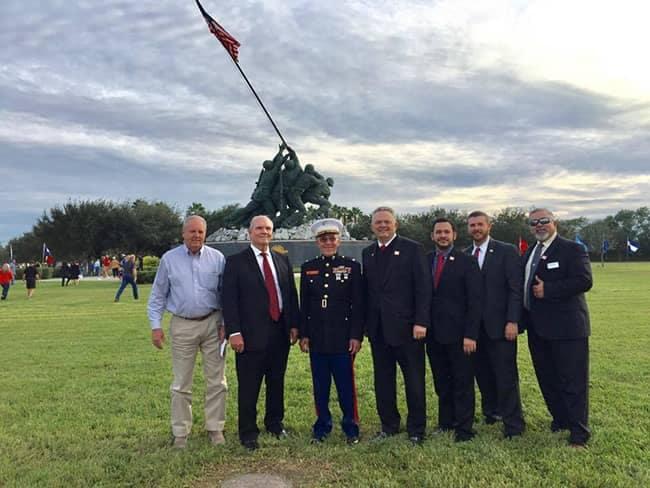 Community and Events - IwoJima Veterans Memorial
