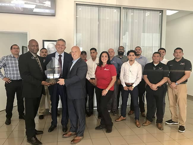 Community and Events - Mark of Excellence Award- Fiesta Chevrolet