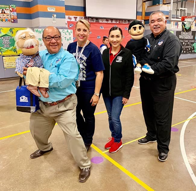 Community and Events - STAAR Test Week at Gorena Elementary