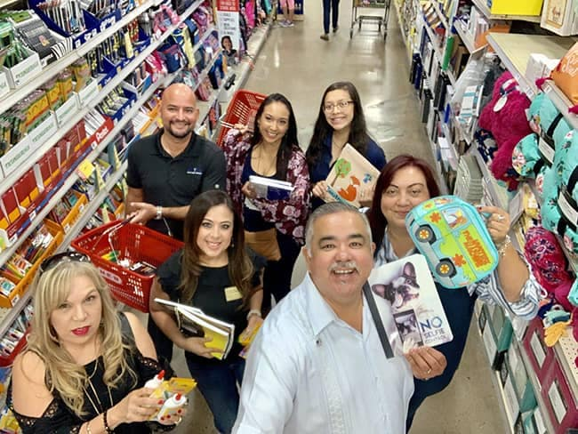 Community and Events - School Supply Donation-2