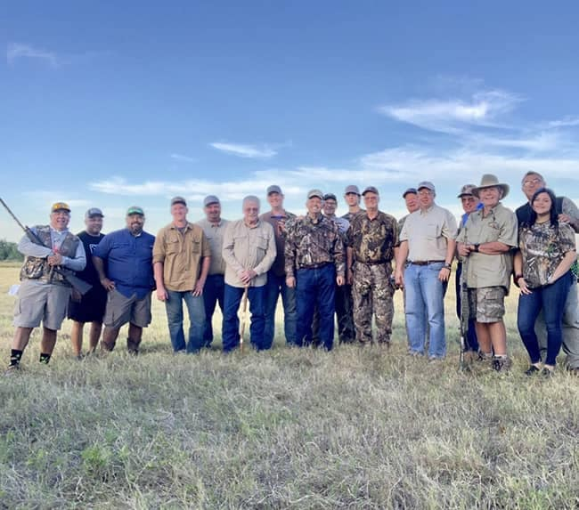 Community and Events - Whitewing-Hunt-2019