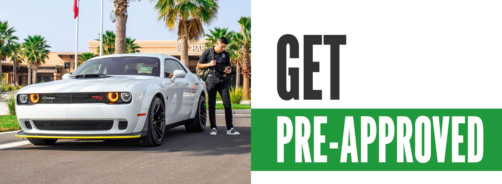Get Pre-Approved | Mission, TX