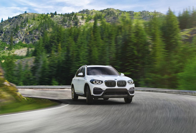 BMW X3 - Best Used Vehicles For Self-Starters - Bert Ogden Mission Auto Outlet - Mission, TX