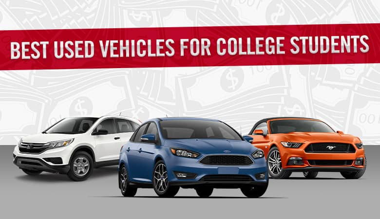 Best Used Vehicles for College Students - Bert Ogden Mission Auto Outlet - Mission, TX