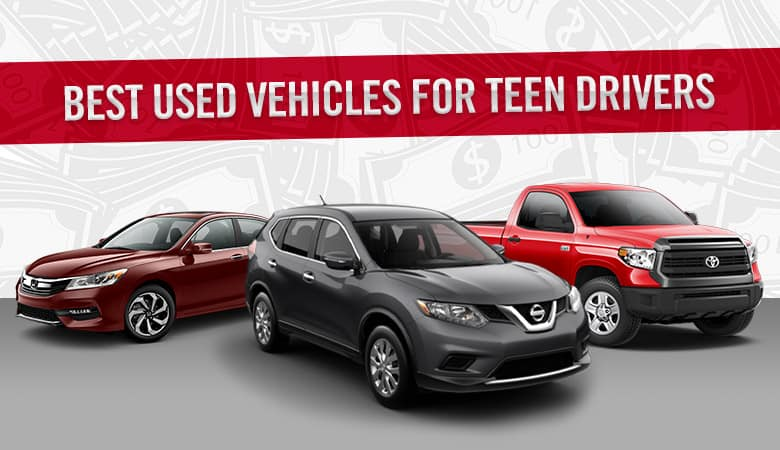 Best Used Vehicles For Teen Drivers - Bert Ogden Mission Auto Outlet - Mission, TX